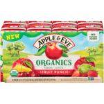 Apple & Eve Organic Juice Pack brand
