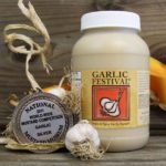 Garlic Festival Sweet and Spicy brand