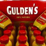 Gulden's Spicy Brown Mustard brand