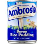 Ambrosia Pudding Brand
