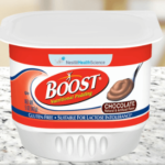 Boost Pudding Brand