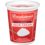 Breakstone's Sour Cream brand
