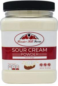 Hoosier Hill Farm Sour Cream brand