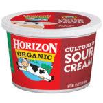 Horizon Organic Sour Cream brand