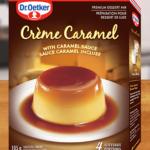 Creme Caramel Dr. Oetker Brand