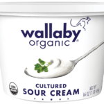 Wallaby Organic Sour Cream brand