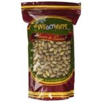 We got nuts pistachios brand