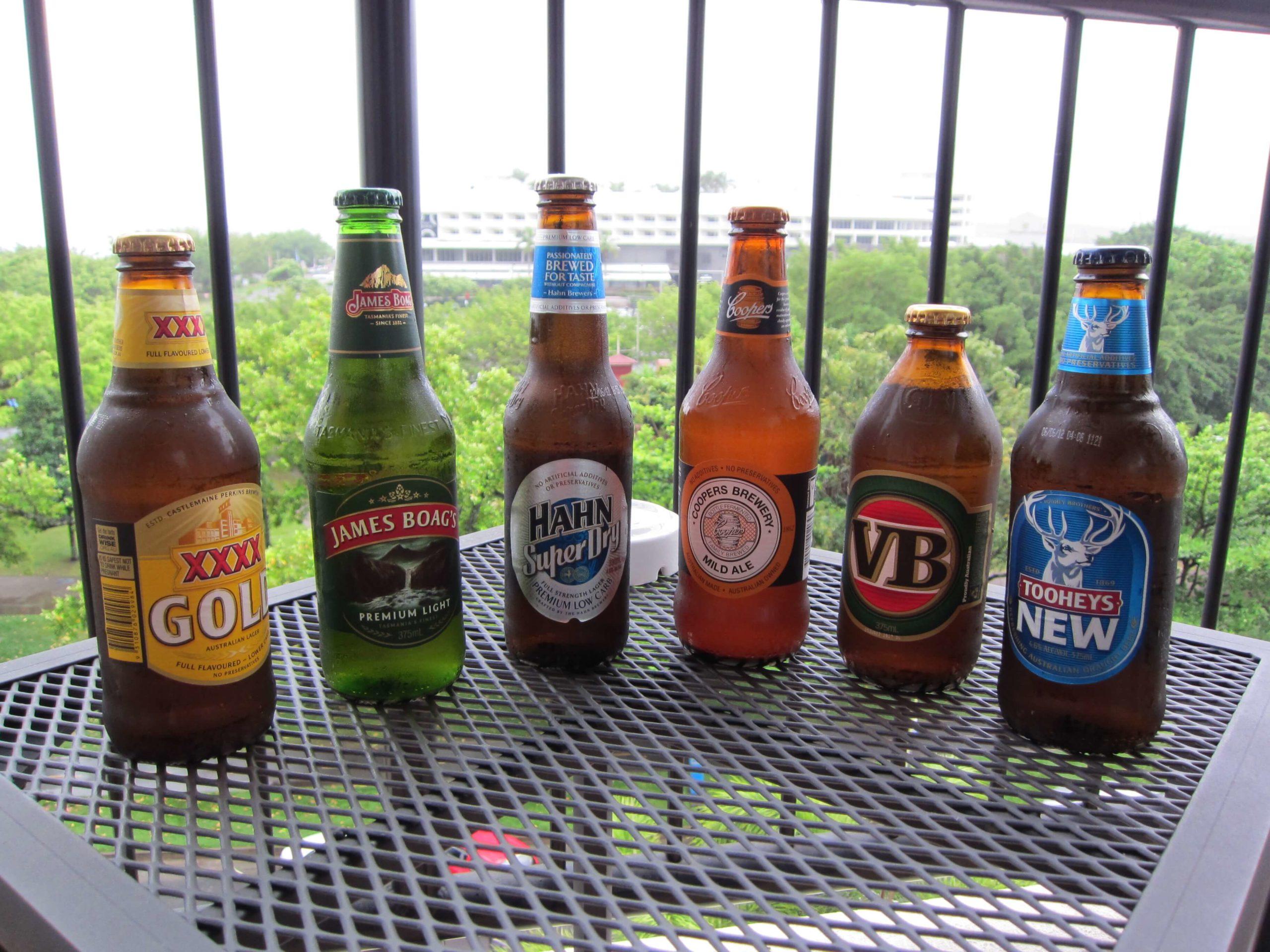 Australian Beer Brands