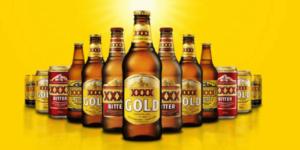 XXXX Beer Brand
