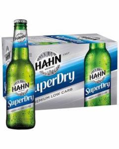 Hahn Beer Brand