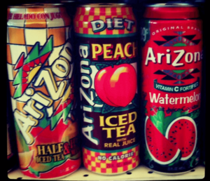 Arizona Iced Tea Brand