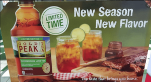 Gold Peak Iced Tea Brand