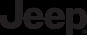 Jeep Logo: Silver inscription