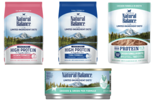 Natural Balance Limited Ingredient Diets Canned Cat Formula