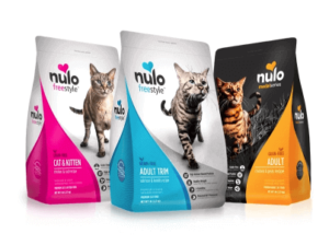 Nulo Dry Cat Food Brand