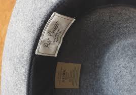 Past Present hat brand
