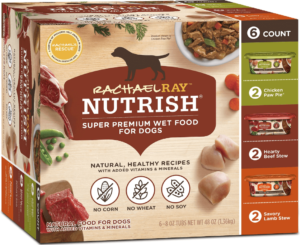 Rachael Ray Nutrish Natural Wet Dog Food Brand