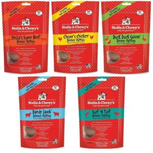 Stella & Chewy's Freeze-Dried Dog Food Brand