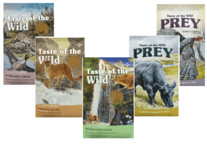 Taste of the Wild Dry Cat Food Brand