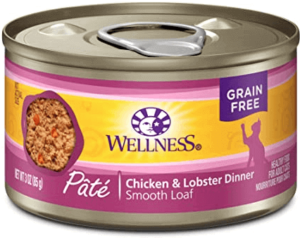 Wellness Complete Health Natural Grain-Free Canned Cat Food Brand