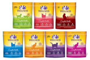 Wellness Dry Cat Food Brand