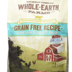 Whole Earth Farms Grain-Free Recipe Dry Cat Food Brand
