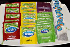 Tetley Tea Brand