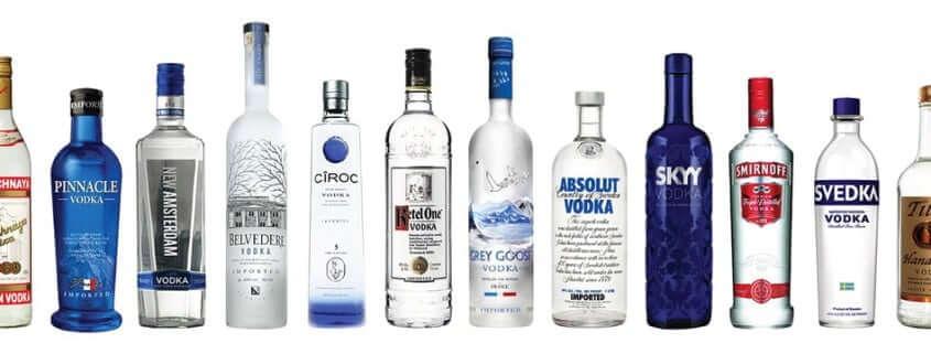 Vodka Brands