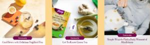 Yogi Tea Brand