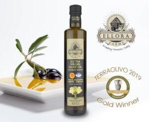 Ellora Farms Olive Oil Brand