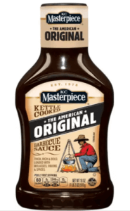 KC Masterpiece Brand - Barbecue Sauce