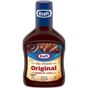 Kraft Brand - Original Barbeque Sauce and Dip