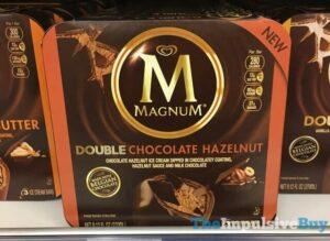 Magnum ice cream brand
