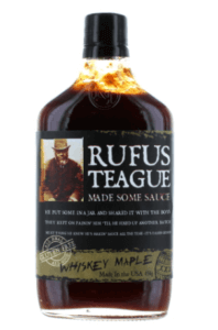Rufus Teague - Whiskey Maple BBQ Sauce