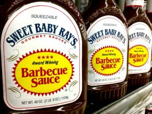 Sweet Baby Ray's - Barbeque Sauce