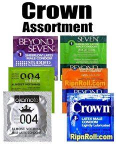 Crown Condoms Brand