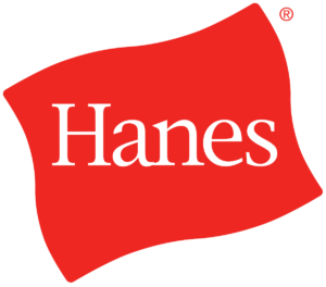 Hanes brand logo