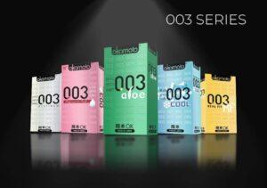 Okamoto Condoms Brand