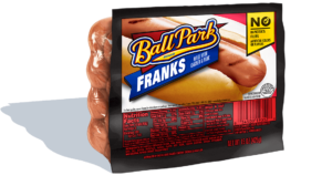 Ball Park Beef Hot Dogs