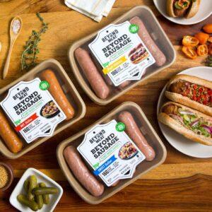 Beyond Meat Beyond Sausage Plant-Based Brat Original
