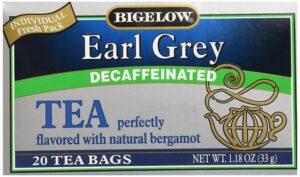 Bigelow Earl Grey Teas