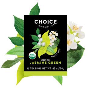 choise organic tea