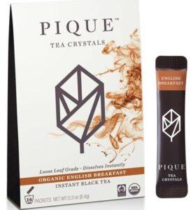 Pique English tea