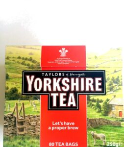 Taylor of Harrogate Yorkshire Red