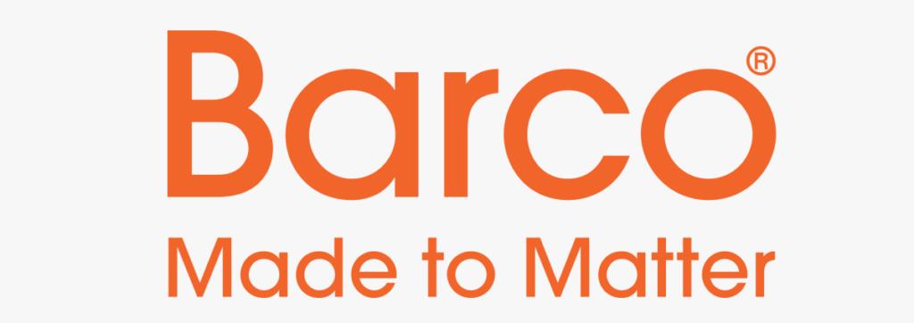 BARCO Uniforms Brand Logo