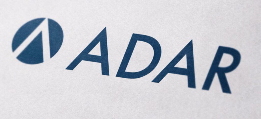 Adar Medical Uniforms Brand Logo