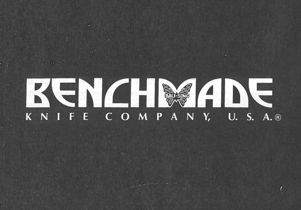 Benchmade Knives Brand Logo