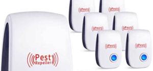 Ultrasonic Pest Repeller - Electronic Control Defender