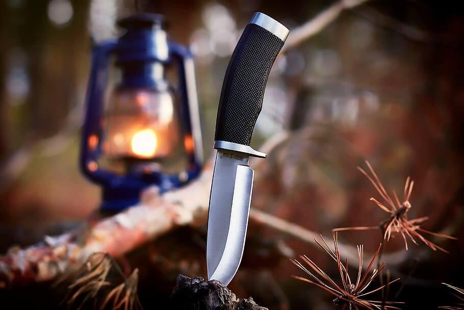 hunting knife brands