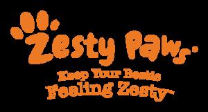 Zesty Paws Brand Logo